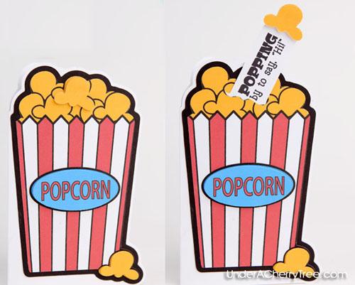 Whoo hoo   pop-up POPcorn! — Make The Cut! Forum